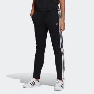 Adidas Originals Black and White Track Pants